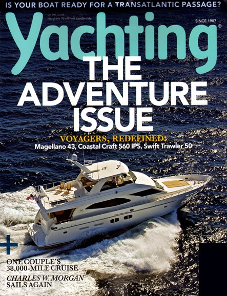 Yachting Cover - 8/1/2013