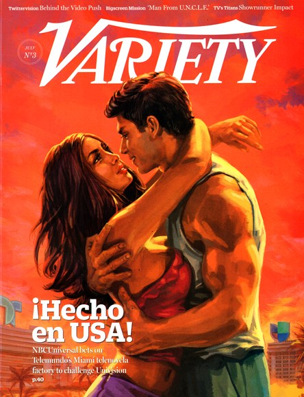 Variety Cover - 7/19/2013