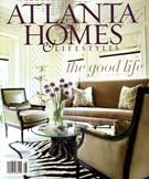 Atlanta Homes & Lifestyles Magazine 8/1/2013