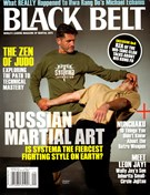 Black Belt Magazine 8/1/2013