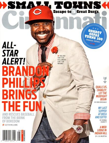 Cincinnati Cover - 8/1/2013
