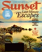Sunset Magazine 8/1/2013