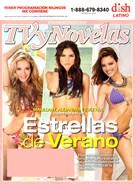 Tv Y Novelas Magazine 8/1/2013