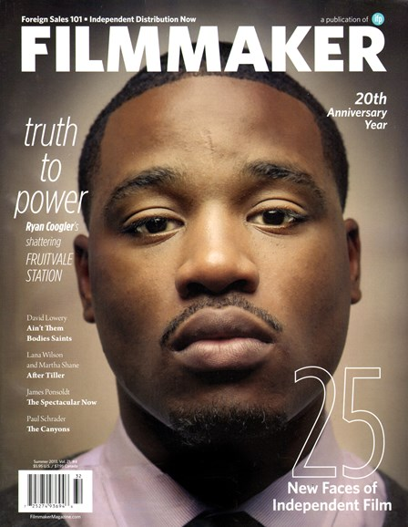 Filmmaker: The Magazine Of Independent Film Cover - 6/1/2013