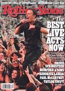 Rolling Stone Magazine 8/15/2013