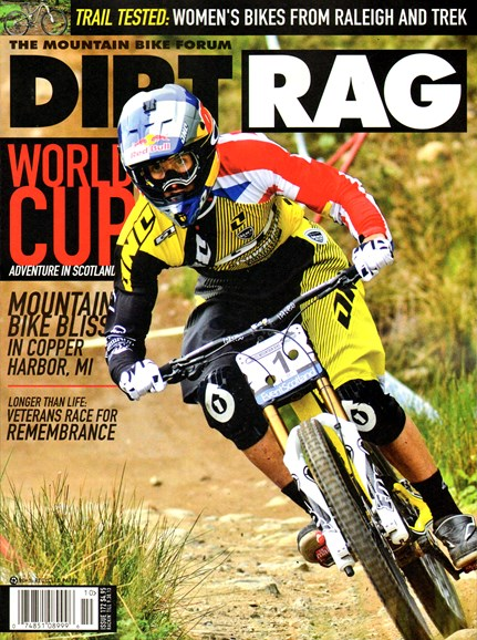 Dirt Rag Cover - 8/15/2013