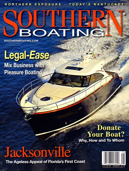 Southern Boating Cover - 8/1/2013