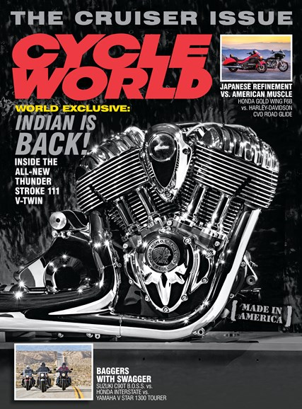 Cycle World Cover - 5/1/2013