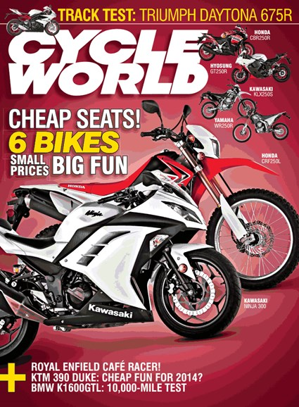 Cycle World Cover - 3/1/2013