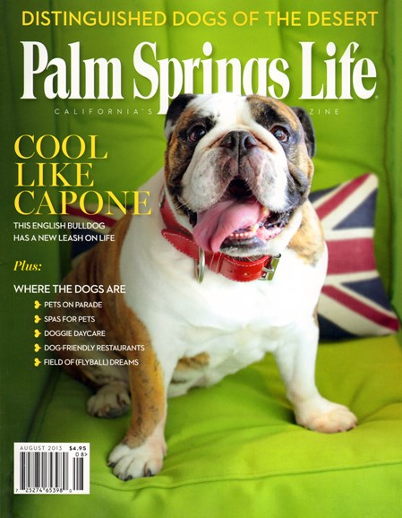Palm Springs Life Cover - 8/1/2013