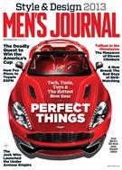 Men's Journal Magazine 9/1/2013