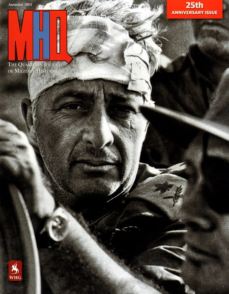 MHQ: Military History Quarterly Cover - 9/1/2013