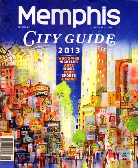 Memphis Cover - 8/1/2013