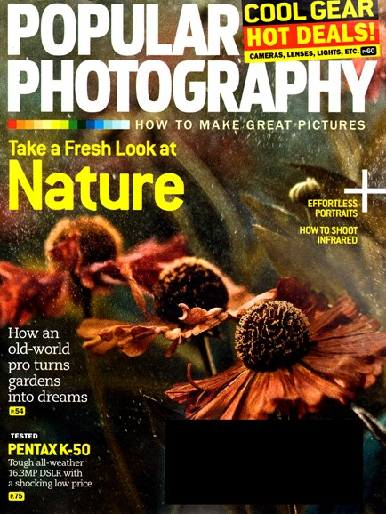 Popular Photography Cover - 9/1/2013