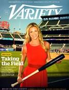 Weekly Variety Magazine 8/12/2013