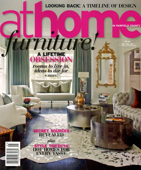 At Home in Fairfield County Cover - 5/1/2013