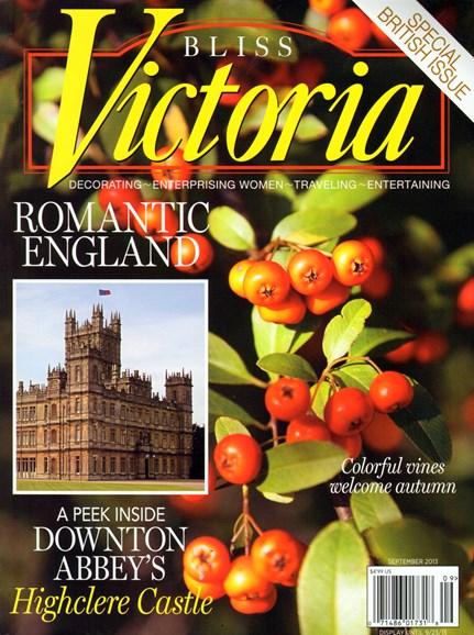 Victoria Cover - 9/1/2013