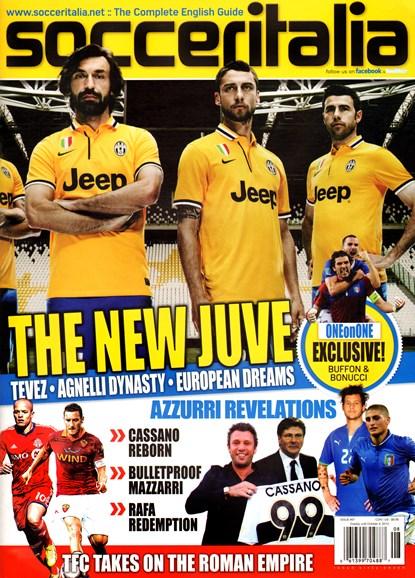 Soccer Italia Cover - 8/1/2013