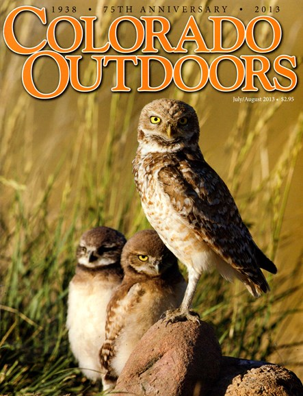 Colorado Outdoors Cover - 7/1/2013