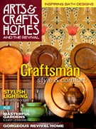 Arts and Crafts Homes Magazine 9/1/2013