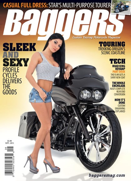 Baggers Cover - 9/1/2013