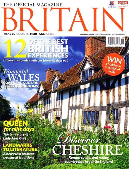 Britain Cover - 9/1/2013