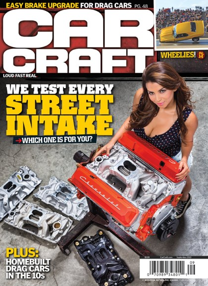 Car Craft Cover - 9/1/2013