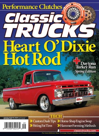 Classic Trucks Cover - 9/1/2013