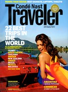 Conde Nast Traveler 9/1/2013