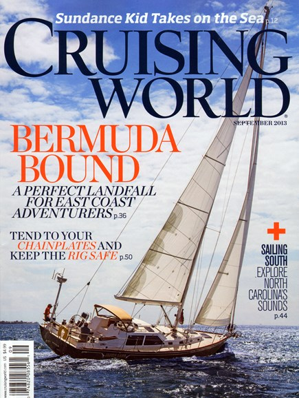 Cruising World Cover - 9/1/2013
