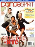 Dance Spirit Magazine 9/1/2013
