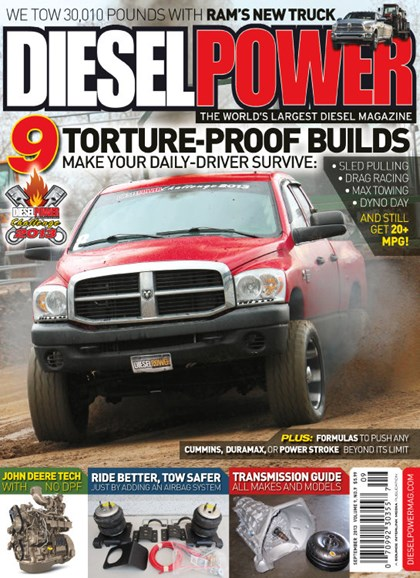 Diesel Power Cover - 9/1/2013