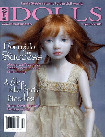 Dolls Cover - 9/1/2013