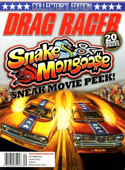 Drag Racer Cover - 9/1/2013