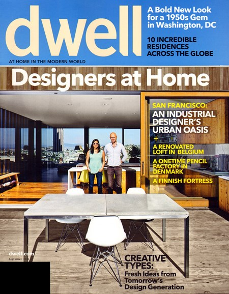 Dwell Cover - 9/1/2013