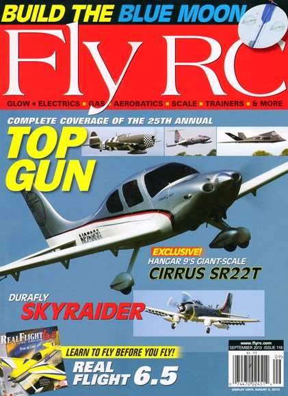 Fly RC Cover - 9/1/2013
