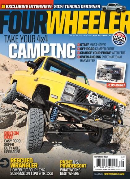 Four Wheeler Cover - 9/1/2013