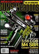 Guns & Weapons For Law Enforcement Magazine 9/1/2013