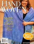 Handwoven Magazine 9/1/2013