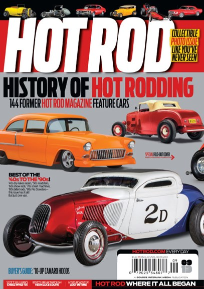Hot Rod Cover - 9/1/2013