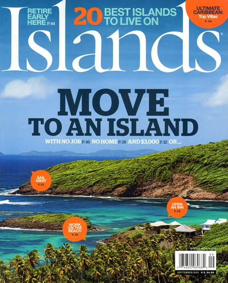 Islands Cover - 9/1/2013
