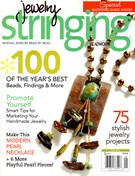Jewelry Stringing Magazine 9/1/2013