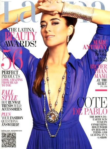 Latina Cover - 9/1/2013