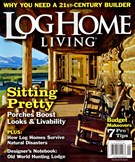 Log Home Living Magazine 9/1/2013