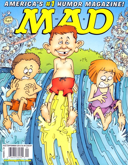 Mad Cover - 9/1/2013
