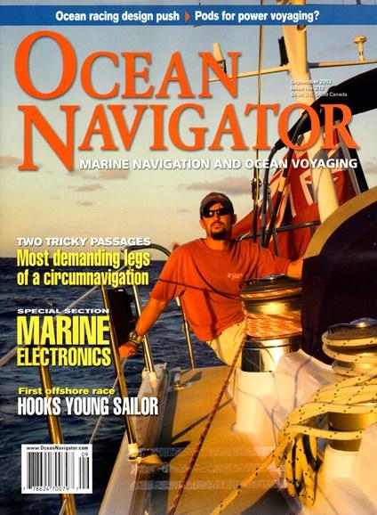 Ocean Navigator Cover - 9/1/2013