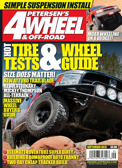4 Wheel & Off-Road Cover - 9/1/2013
