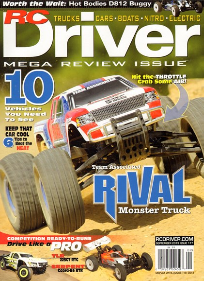 RC Driver Cover - 9/1/2013