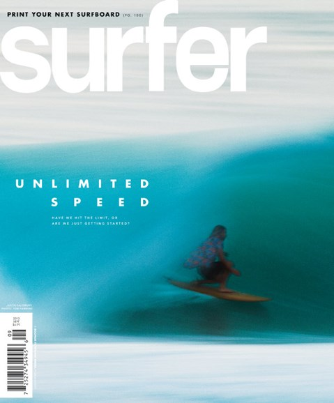 Surfer Cover - 9/1/2013