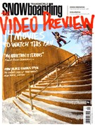 Transworld SNOWboarding Magazine 9/1/2013